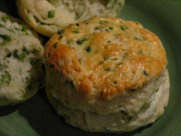 Barefoot Contessa's Chive Biscuits. Photo by Pismo