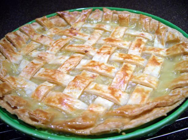 Lattice Pineapple Pie. Photo by missmanda