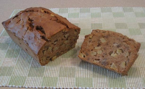 Apple Bread. Photo by Olive*