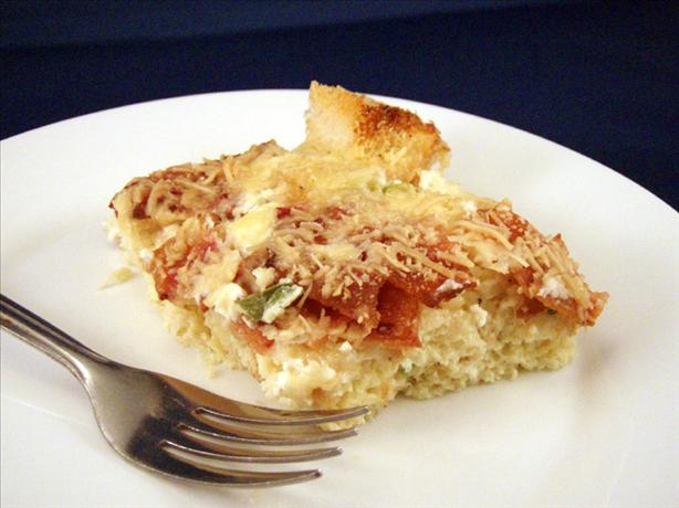 Bacon Cheese Breakfast Casserole. Photo by CandyTX