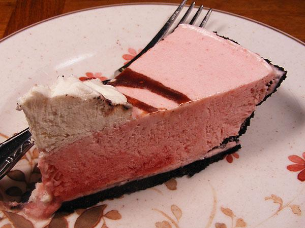 Strawberry Cream Pie. Photo by Lavender Lynn