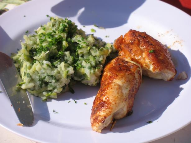 Irish Colcannon (Winter Vegetable Casserole). Photo by MsPia