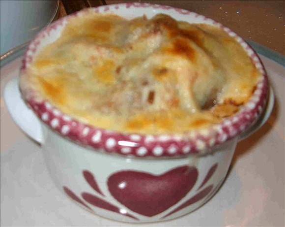 Crock Pot French Onion Soup for the Lazy!. Photo by Lainey6605
