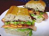 Tailgater Club Sandwich. Recipe by Kittencalskitchen