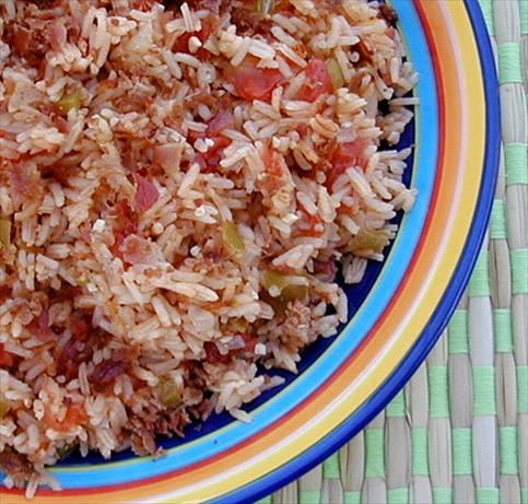 Spanish Rice. Photo by ms_bold