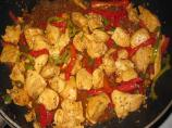 Fajita Style One-Dish Chicken Dinner