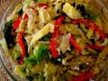 Spiced Cabbage With Coconut