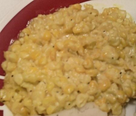 Better Than Grannie's Creamed Corn. Photo by MatahnasMom