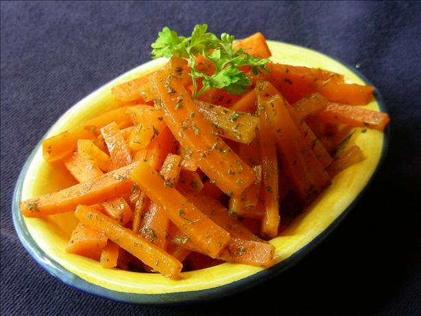 Moroccan Carrot Salad. Photo by kiwidutch