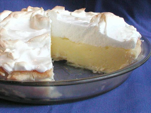Mimi's Lemon Meringue Pie. Photo by Mimi in Maine