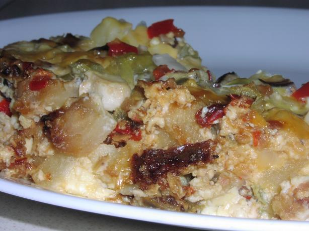 Crock Pot Breakfast Casserole. Photo by TeresaS