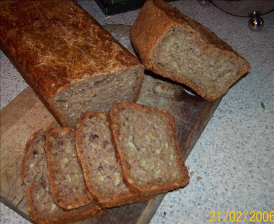 3 Minute Whole Wheat Bread. Photo by Marlitt