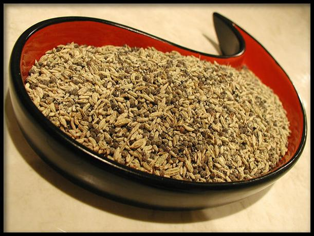Panch Phoron (Indian Spice/Seed Mixture). Photo by Sandi (From CA)