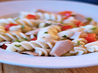 Creamy Pasta Salad With Tuna and Vegetables (Low Fat)