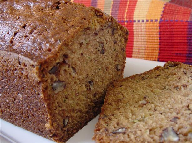 My Best Zucchini Bread. Photo by Sharlene~W