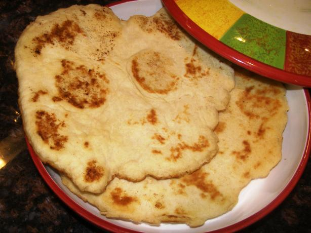 Mexican Fry Bread (Mexican Fried Gorditas). Photo by DuChick