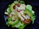Chicken-Lime Chopped Salad