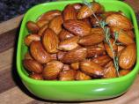 Spiced Almonds for the Tapas Bar