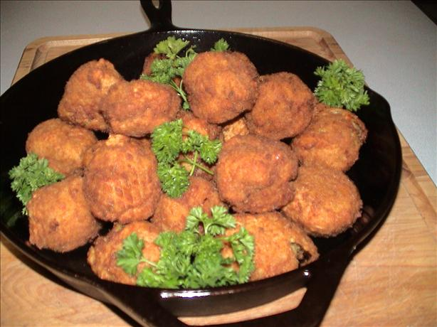 Texas Armadillo Balls. Photo by T exas C ooker (TC)