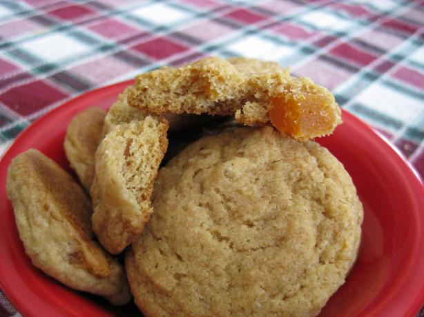 Sarah's Chopped Apricot Cookies. Photo by Brooke the Cook in WI