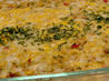 Leftover Chicken or Turkey Rice Casserole. Recipe by **Mandy**