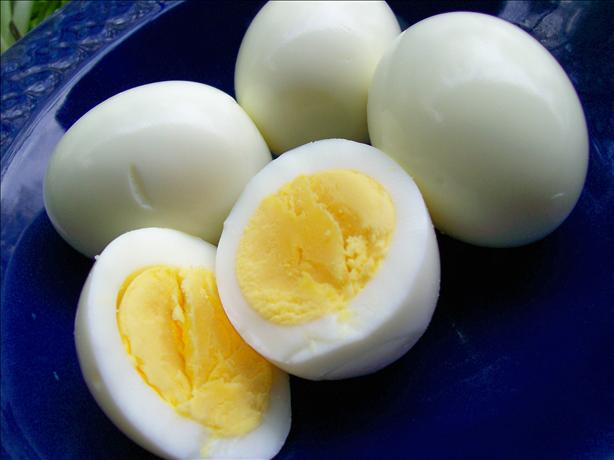 Hard-Boiled Eggs. Photo by Sharon123