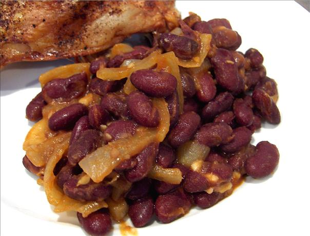 Red Beans (Trinidad). Photo by Derf