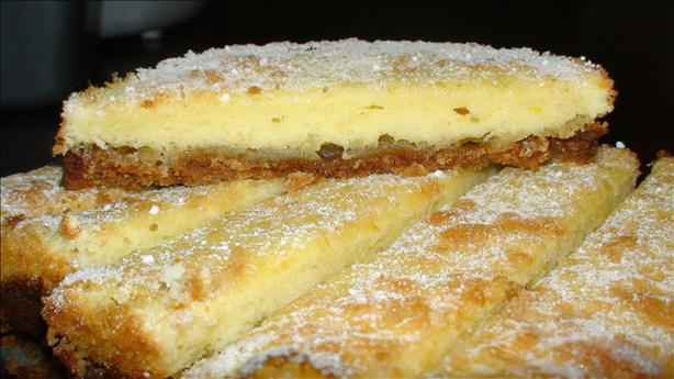 Lemon Bars. Photo by Chef Intesar
