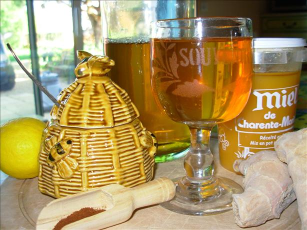 Celtic Druid's Honey Mead - Meade - Metheglin. Photo by French Tart