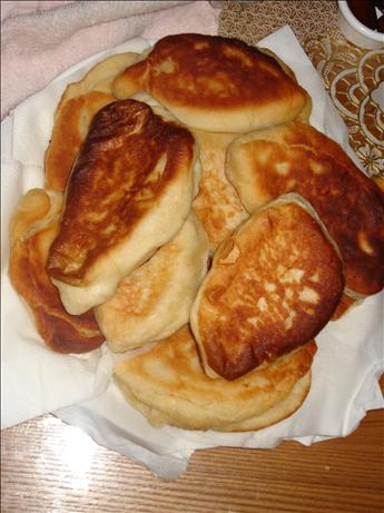 Russian Cheese Piroshki. Photo by Dasha