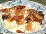 Crock Pot Chicken With Sun-Dried Tomatoes