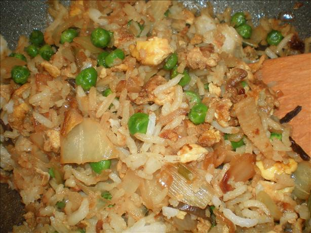 Trisha's Easy Fried Rice. Photo by katia