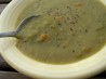 Vegetarian Split Pea Soup Recipe. Recipe by bitterman