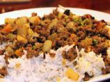 Lamb Khemma / Kheema W/ Peas, Potatoes & Carrots