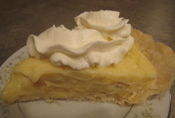 Grandma's Banana Cream Pie. Photo by Karen67