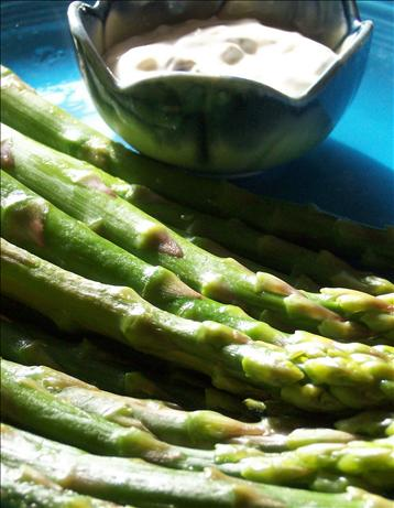 Asparagus Appetizer - Spear Ecstasy. Photo by iris5555