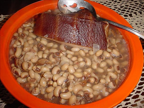 Southern Black-Eyed Peas. Photo by True Texas