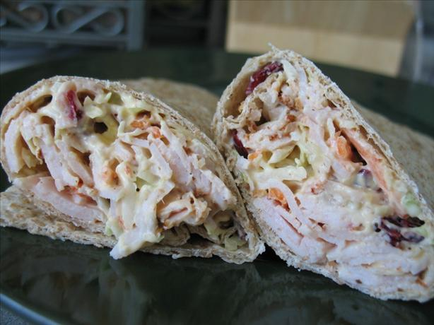 Crunchy Turkey Pita Pockets. Photo by Redsie