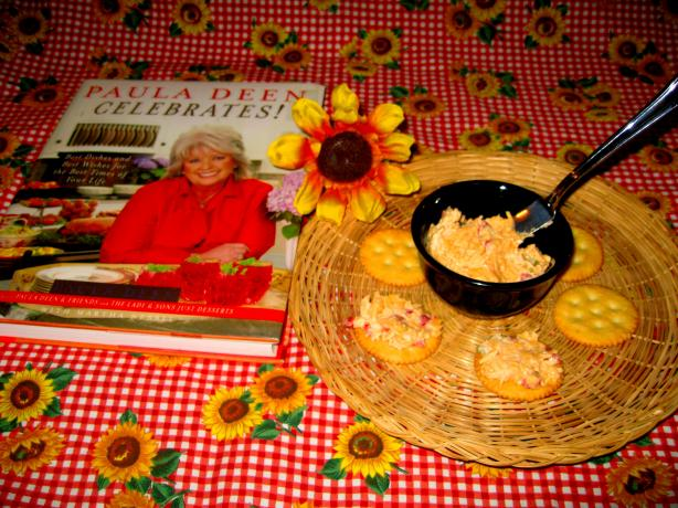 Paula Deen's Pimento Cheese. Photo by westtextazzy