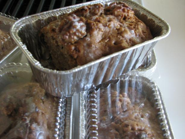 Blue Ribbon Zucchini Nut Bread. Photo by Bonnie G #2