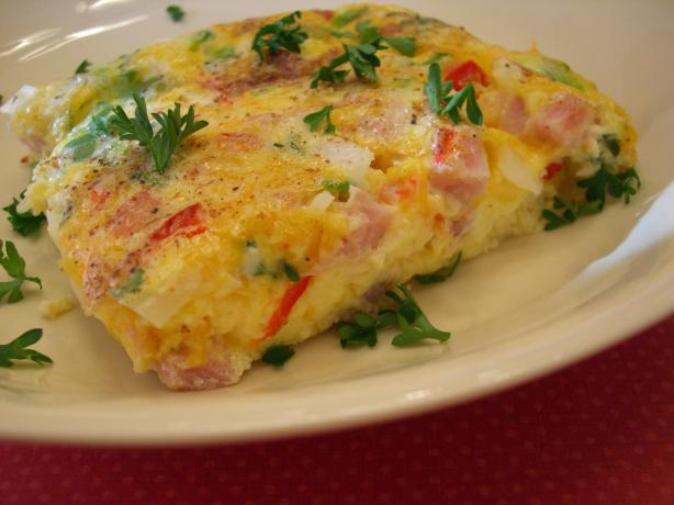 Oven Denver Omelet. Photo by Chef*Lee