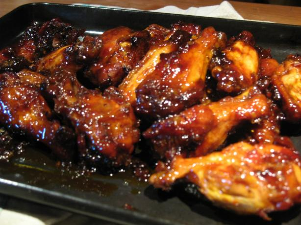 Nana's Chicken Wings. Photo by MsPia