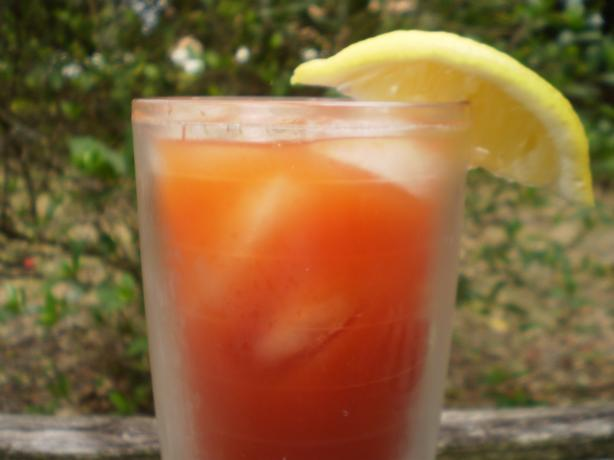 Spicy Cajun Bloody Mary Mix. Photo by breezermom