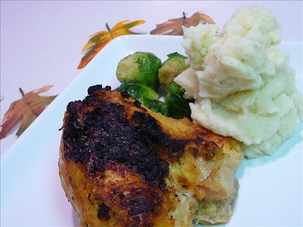 Sweet and Savory Baked Chicken With Pineapple and Tarragon. Photo by ~Paula~