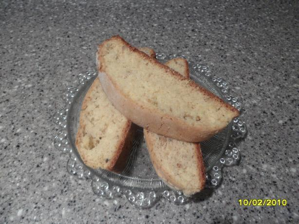 Coffee Shop Style Easy Cake Mix Biscotti. Photo by ~Srb~