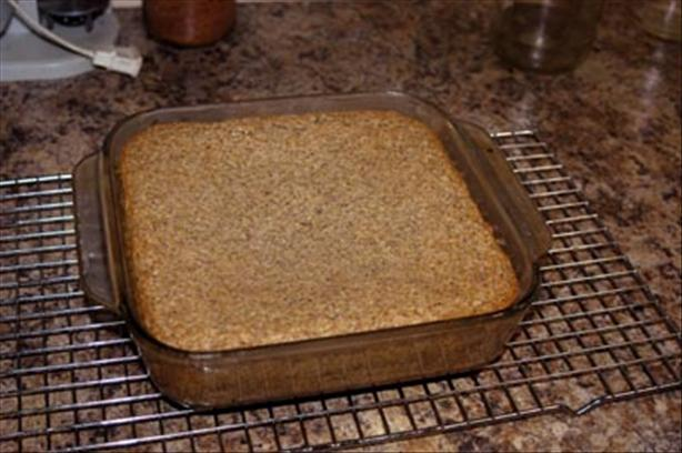 Moist Vegan Cornbread. Photo by Chef Joey Z.