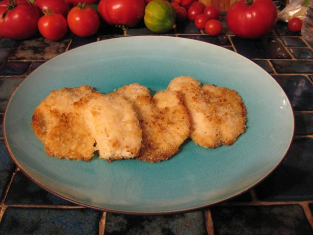 Panko Crusted Tilapia. Photo by breezermom
