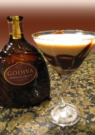 Godiva Chocolate Martini. Photo by JenDeliciousCupcakes