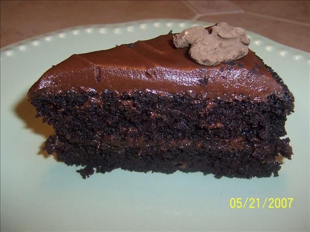 Chocolate Beer Cake. Photo by Mommy Diva