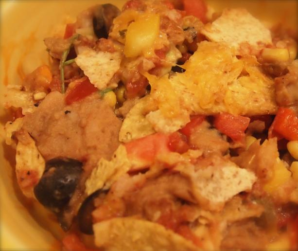 Mexican Party Casserole. Photo by Linky